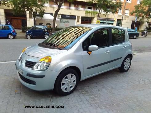 Renault Modus,3.990EUR