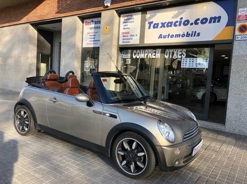 comprar diseño unico super especiales MINI Cabrio segunda mano, coches MINI Cabrio de ocasión ...