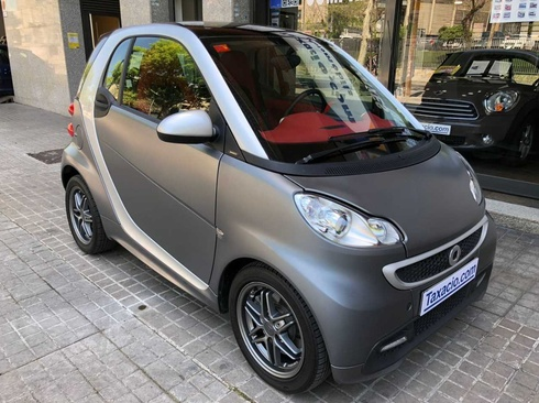 Smart Fortwo, 7.900 EUR