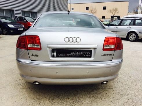 Audi a8 segunda mano coches audi a8 de ocasi n granollers - Tapiceria granollers ...