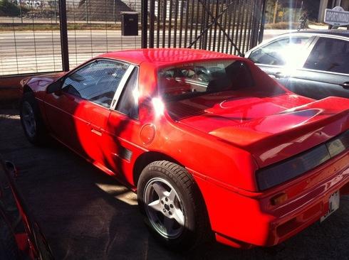 Pontiac Fiero,5.000EUR