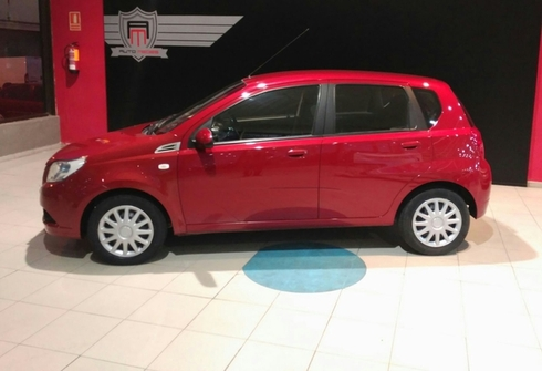 Chevrolet Aveo...,5.490EUR
