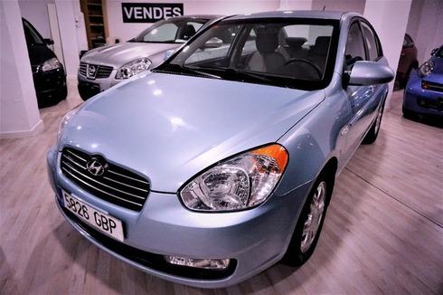 Hyundai Accent,4.500EUR