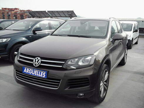 sitio web profesional gran variedad de estilos lo último VW Touareg segunda mano, coches VW Touareg de ocasión Madrid
