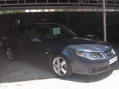 Saab 95 Wagon,12.995EUR